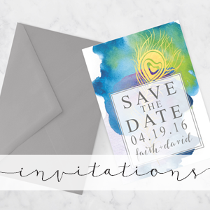 bonhomieDESIGN invitations