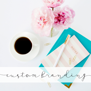 bonhomieDESIGN custom branding